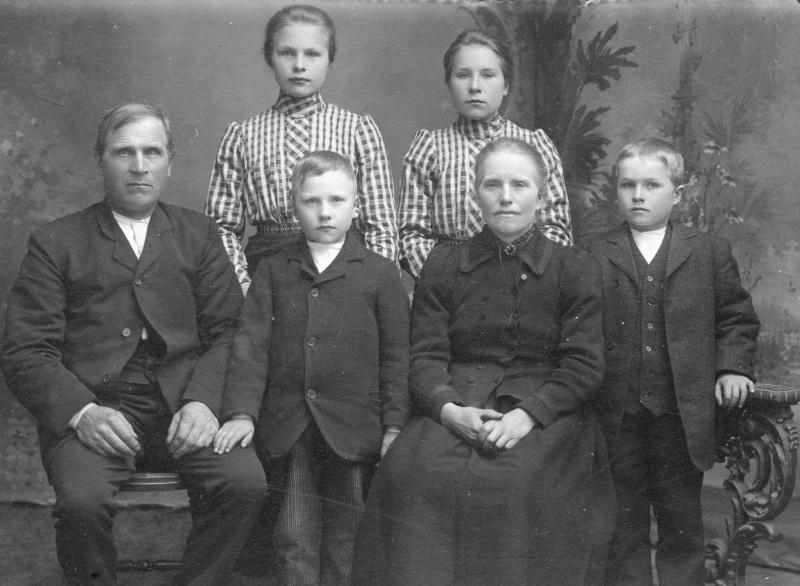 Familjen Nilsson