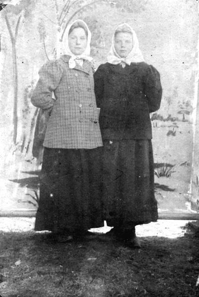Maria och Emma