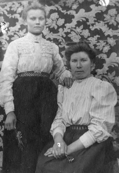 Karin och Kristina