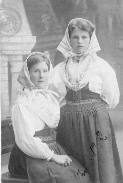 Anna och Maria