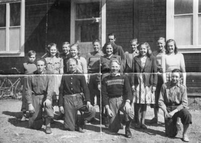 Foto från våren 1947