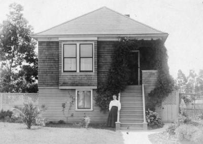 Hus i Oakland, Californien