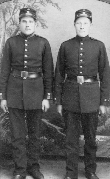 Soldat Brottare och Lind