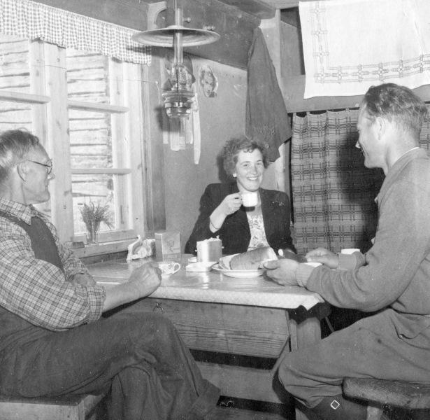 Jöns, Gertrud och Göte