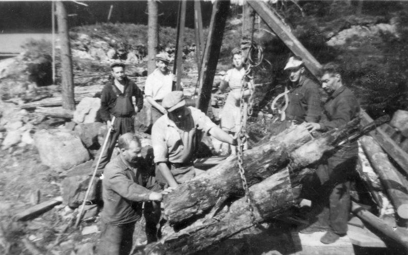 Hemulsjö 1944