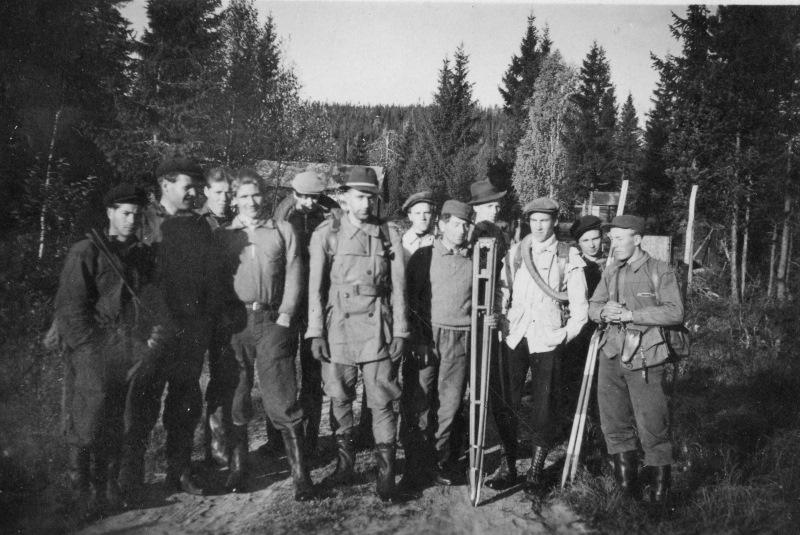 Garberg 1946