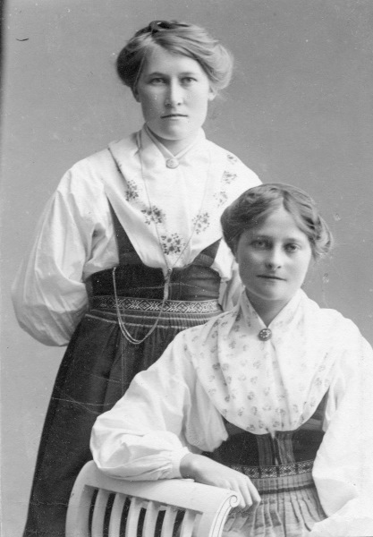 Karolina och Stina