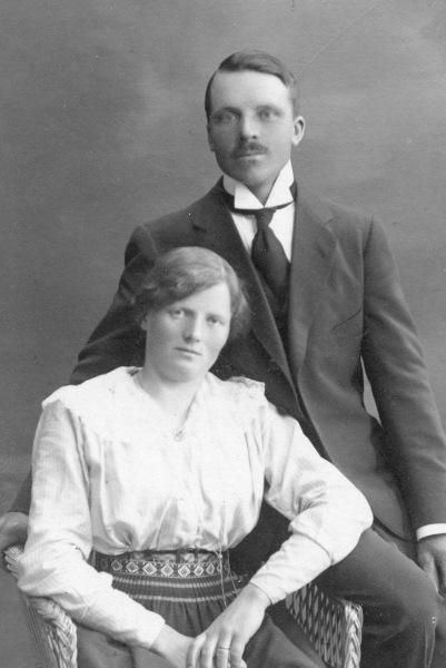 Sol Anna och Johan