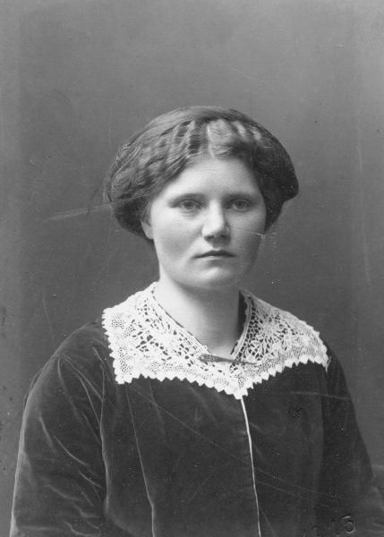 Kvinna 1916