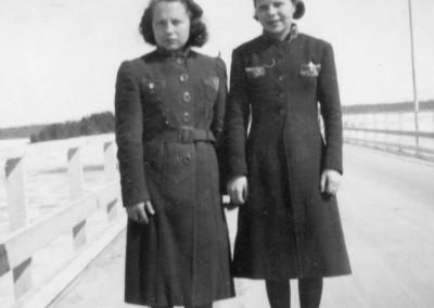 Anna och Valborg