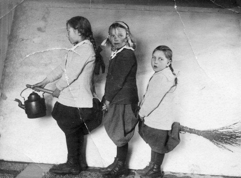Glad påsk 1921