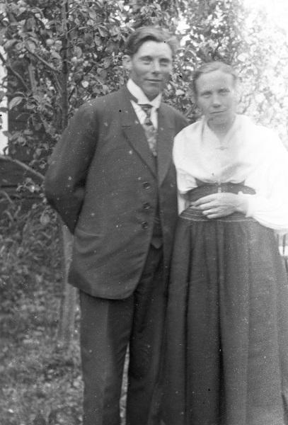 Anders och Lina