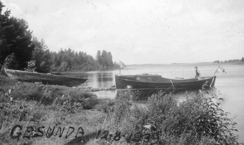 Gesunda augusti 1939