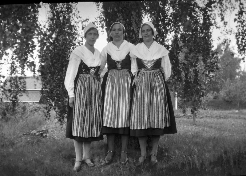 Tre Siljanäs-kullor