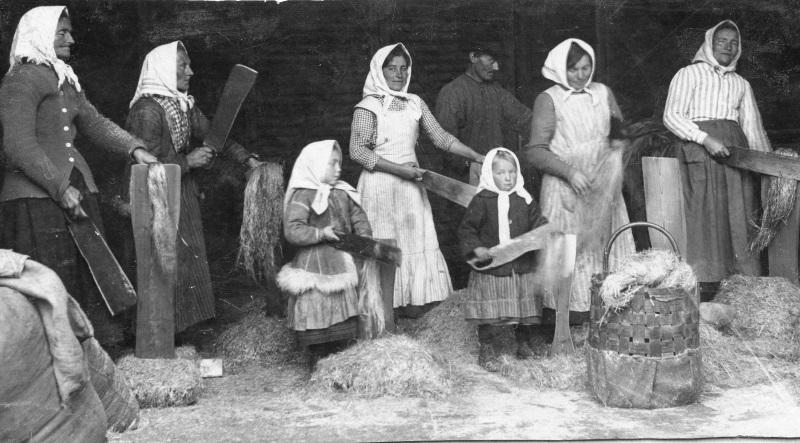 Skäktning 1917