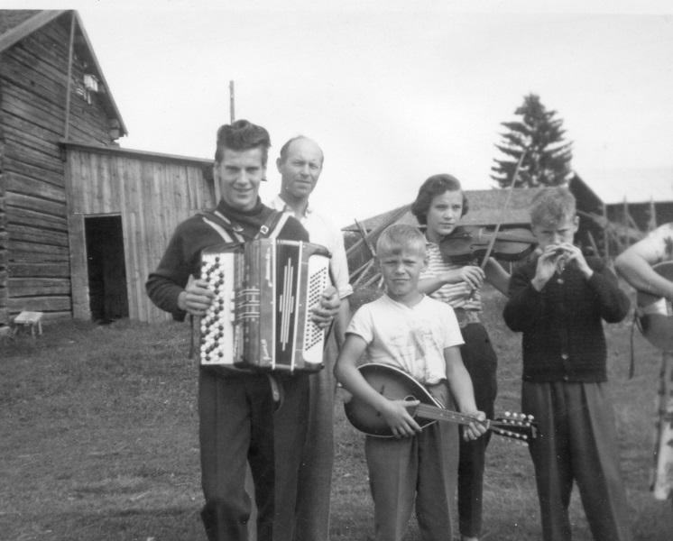 Familjen Boström