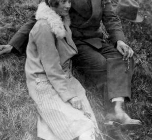 Maria och Gunnar