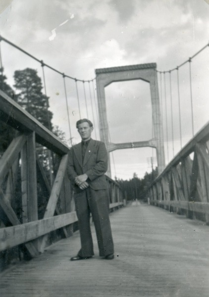 Edvin Norberg 1942