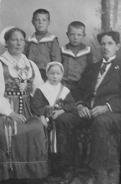 Familjen Eliasson