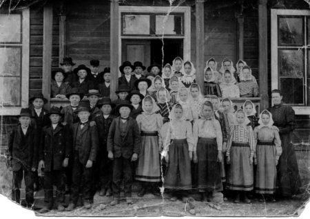 Skolklass födda ca 1896