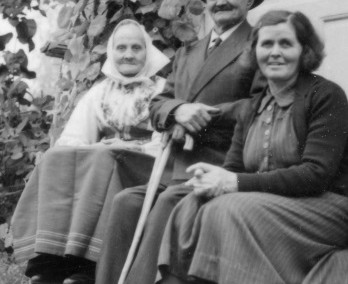 Rullpers Anders Matsson med familj