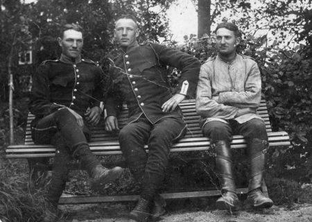 Tre män