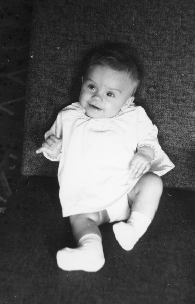 Vivianne 6 månader