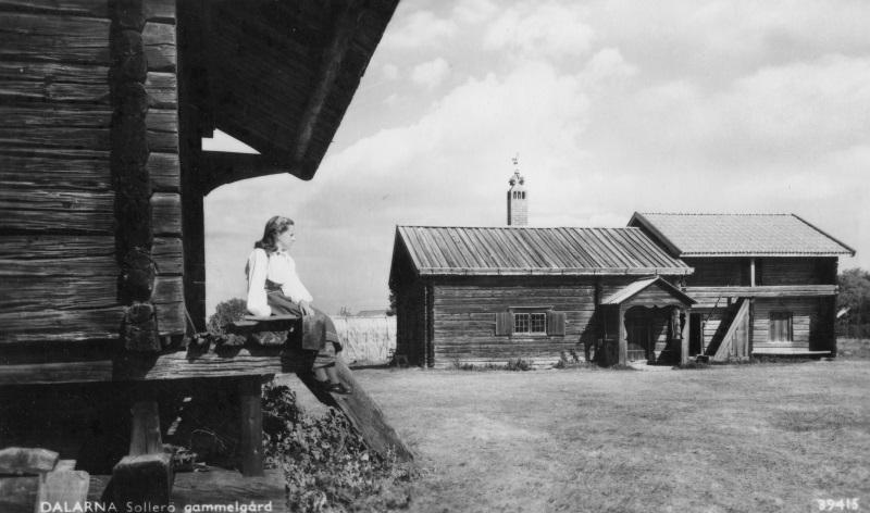 Sollerö gammelgård