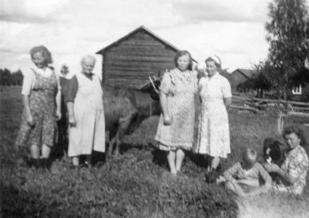 Grömings-gard 1950