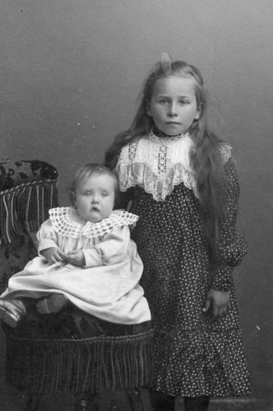 Märta och Ingrid