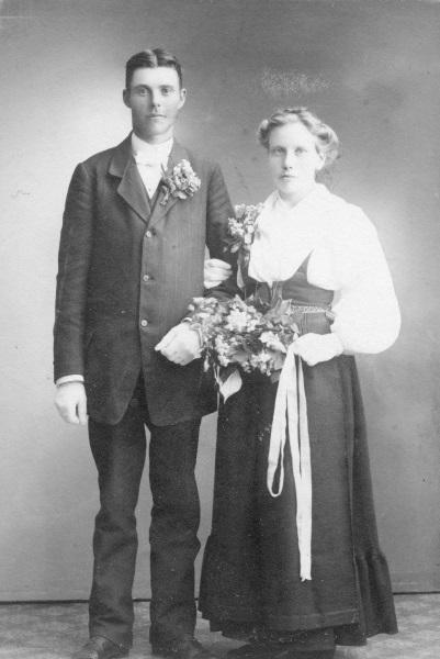 Anders och Karolina