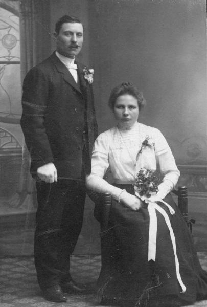 Smass Anders och Lärka Anna