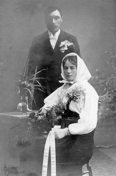 Stunis Olle och Bråmå Anna