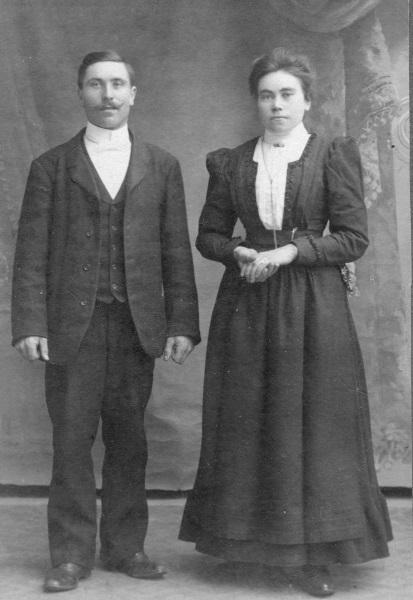 Per och Margit