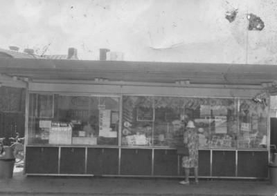 Sibylla kiosken i Mora