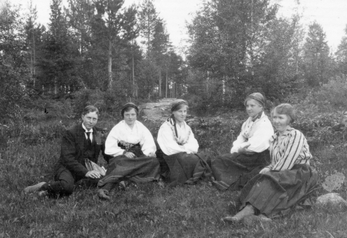 Ryssa arkiv Sida 2 av 2 Äldre foton från Sollerö socken