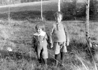 Mattias och Sven Brothers