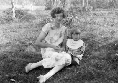 Anna och Linnea