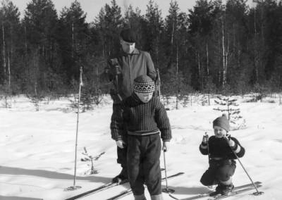 Sven, Lars-Erik och Bengt-Arne