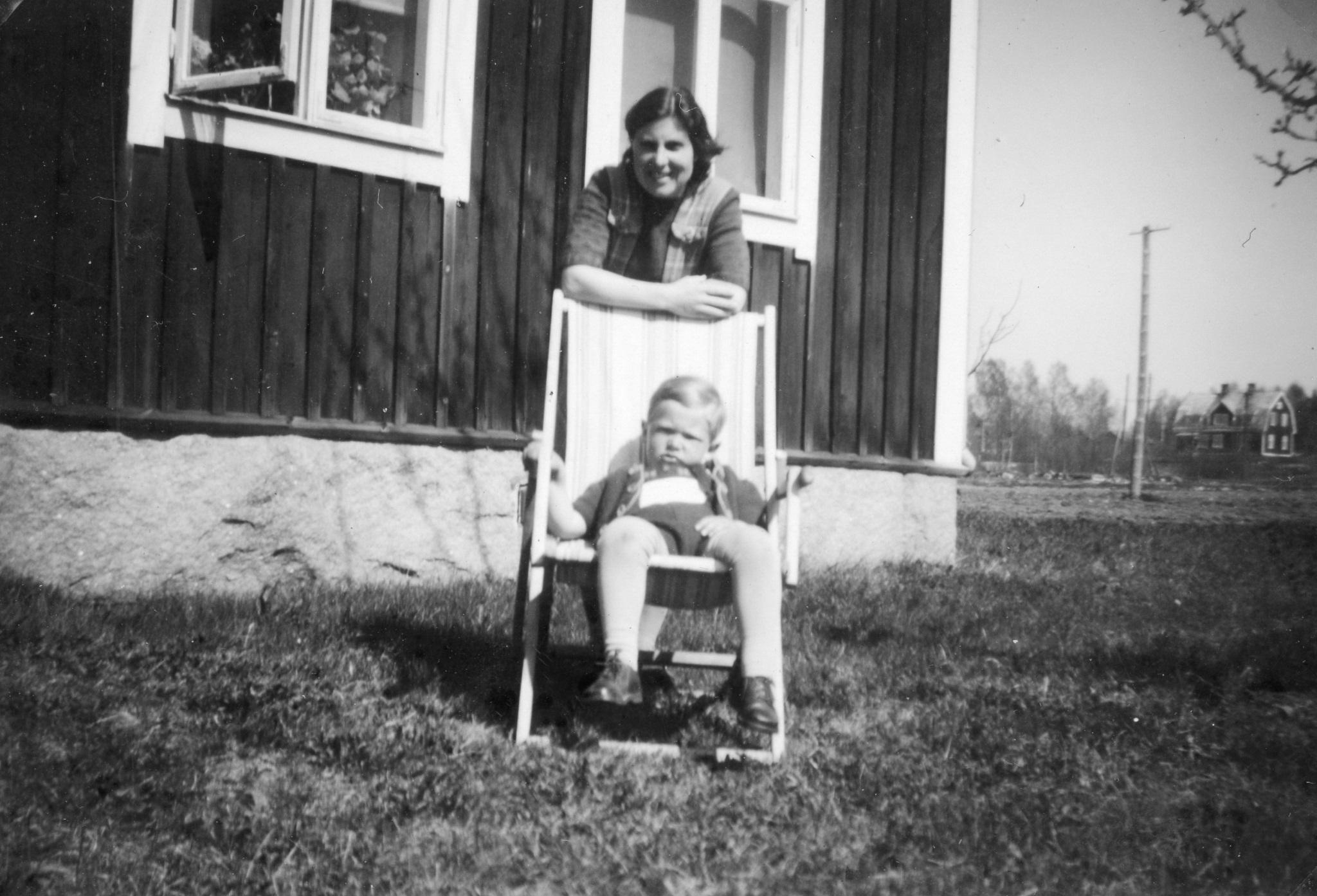 Karin och Bengt-Arne Hinders