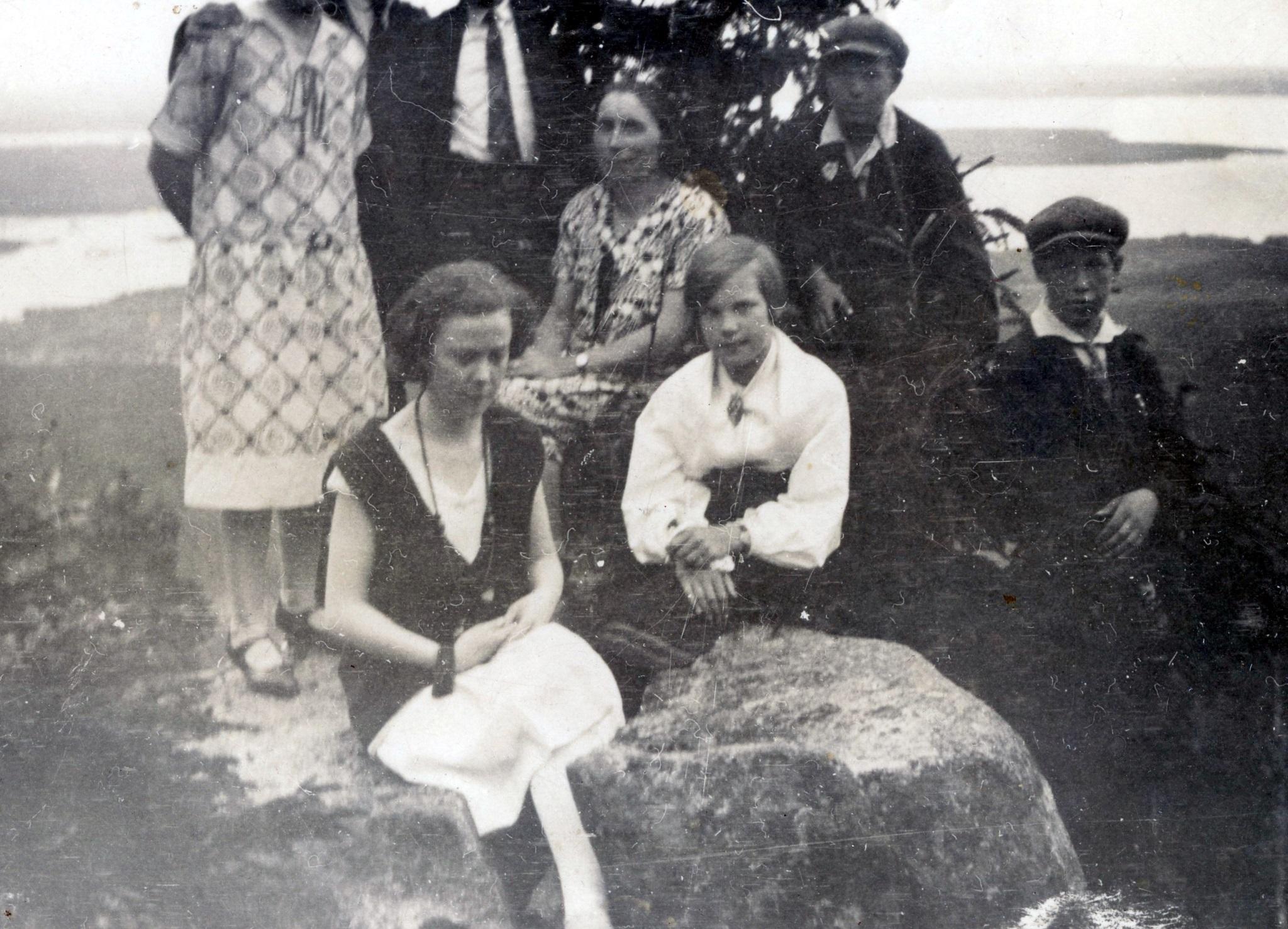 Gesundabeerget 1929
