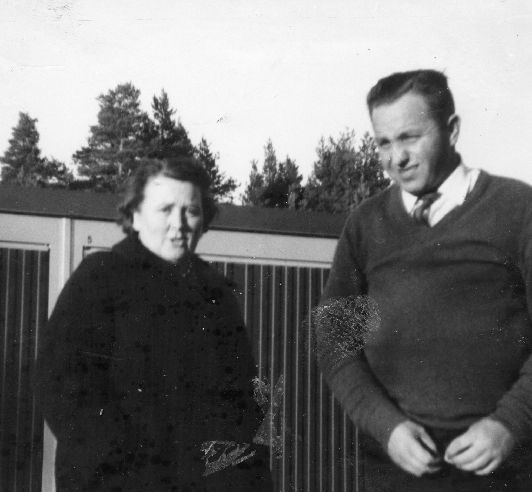 Viola och Kalle