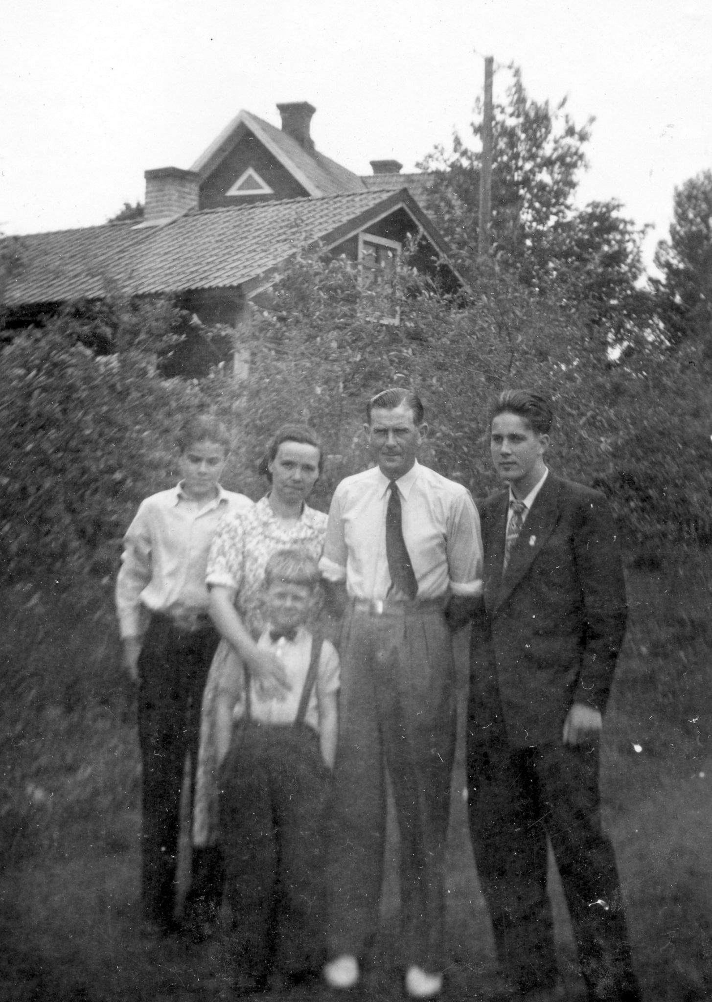 Familjen Larsson?