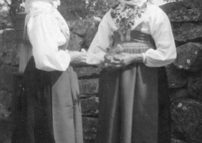 Två tanter
