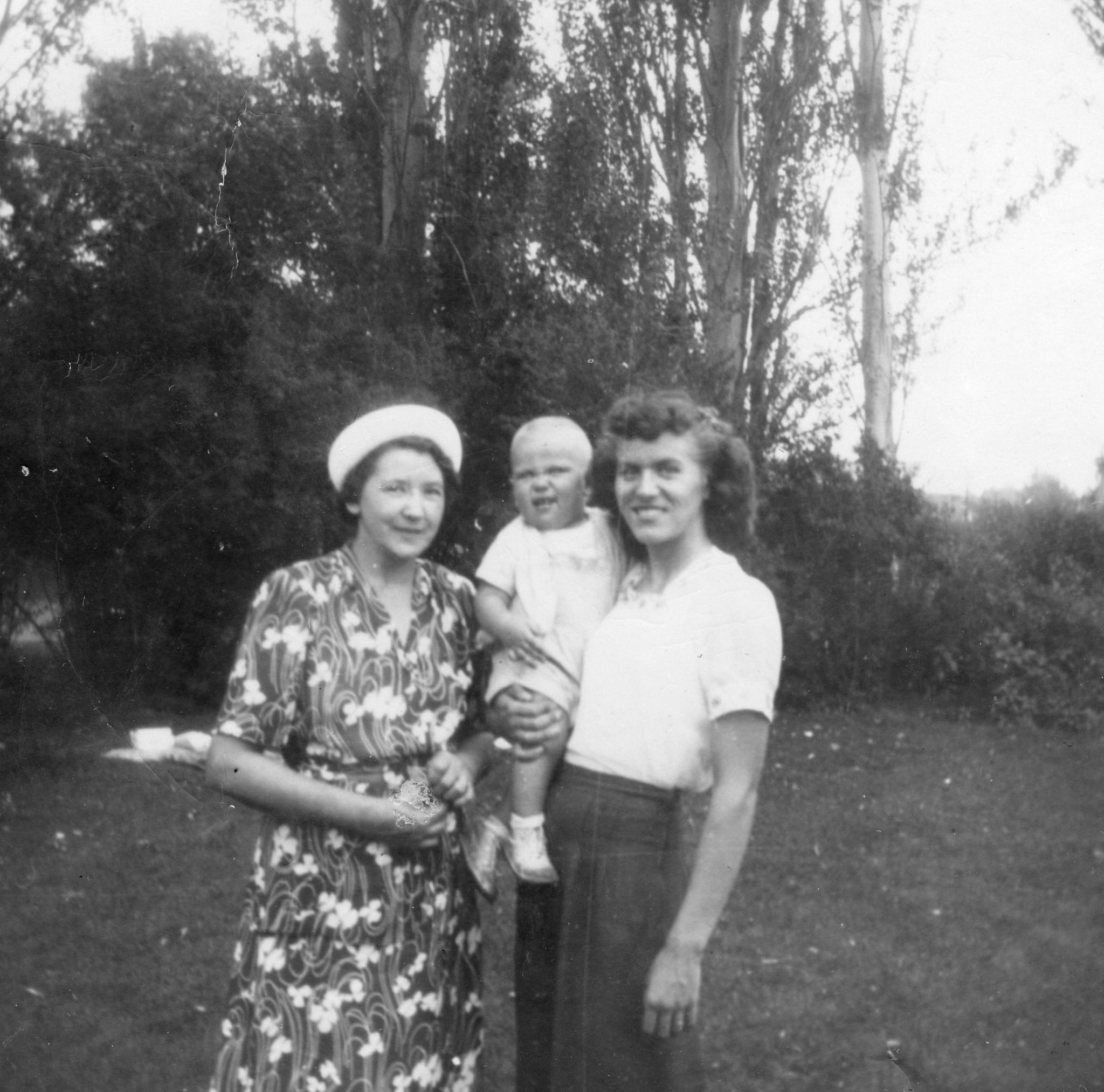 Selma, Ken och Eva