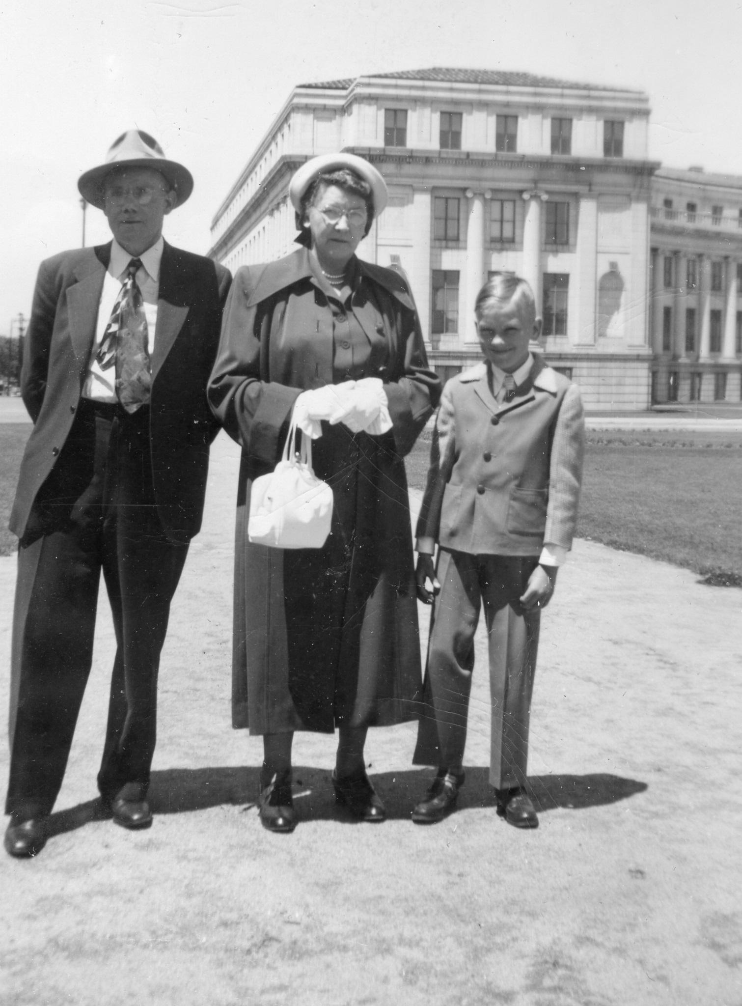 Sander, Selma och Jim