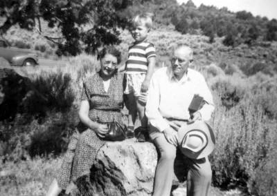 Selma, Jim och Sander