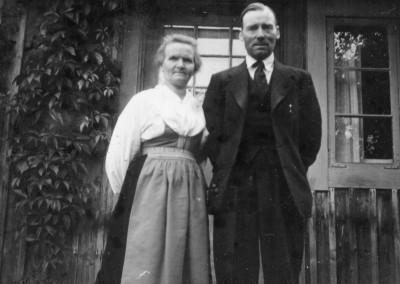 Ållper Margit och Flintull Anders Eriksson.