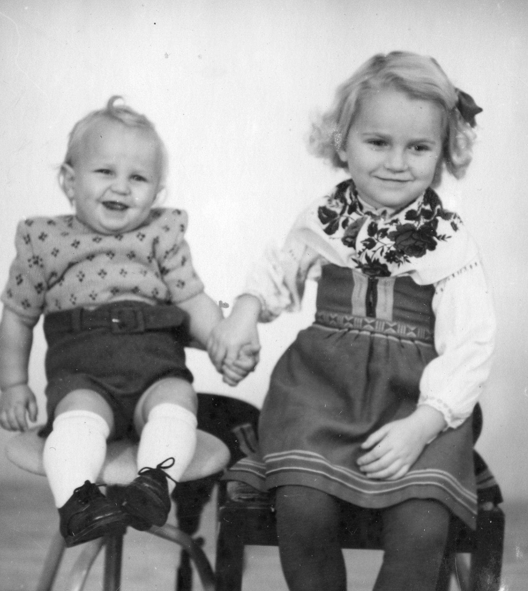 Mats-Åke och Lillemor