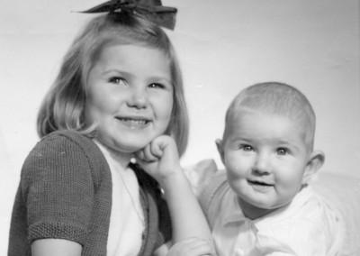 Åsa och Lars 1948